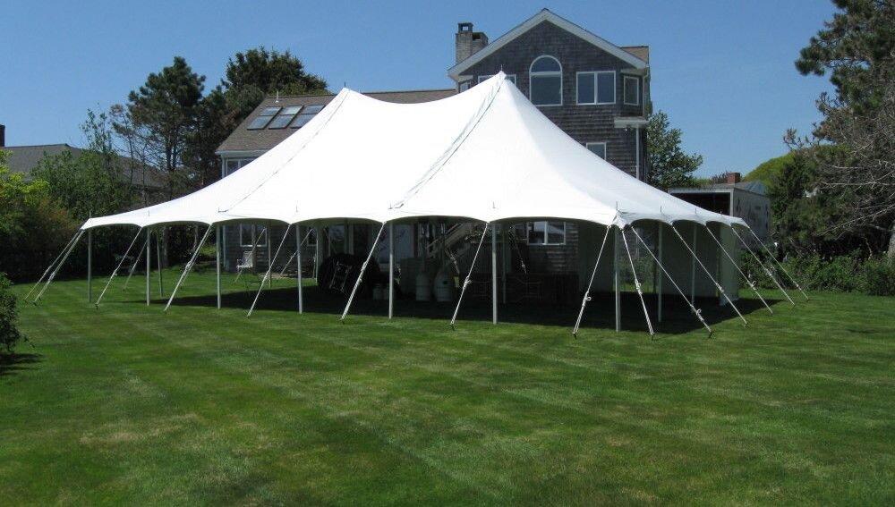 Maine Pole Tent Rental