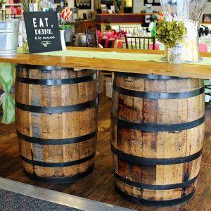 barrel+bar