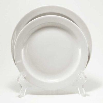 white-round-china